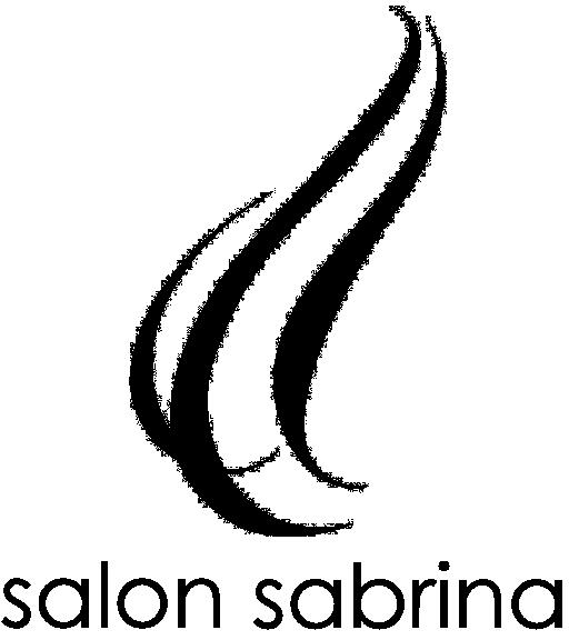 Salon Sabrina – Sonoma, California Retina Logo